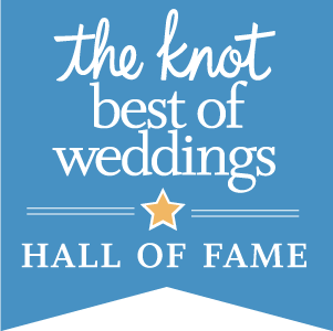 "2017 Pick The Knot's ""Best of"" Award for Videographers"
